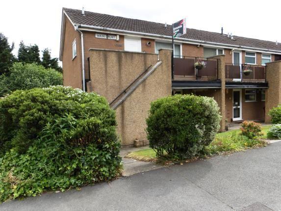 Front of Wain Court, Livingstone Road, Blackburn, Lancashire BB2