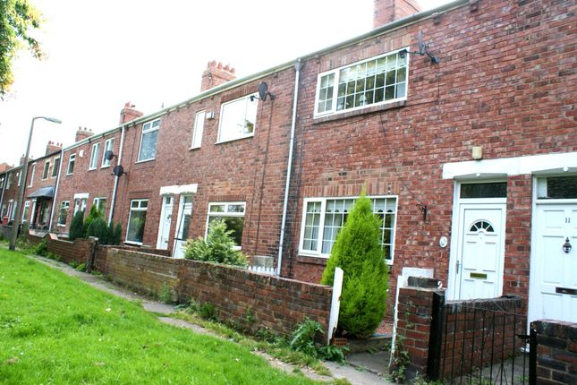 Thumbnail Terraced house to rent in Broadwood View, Chester Le Street