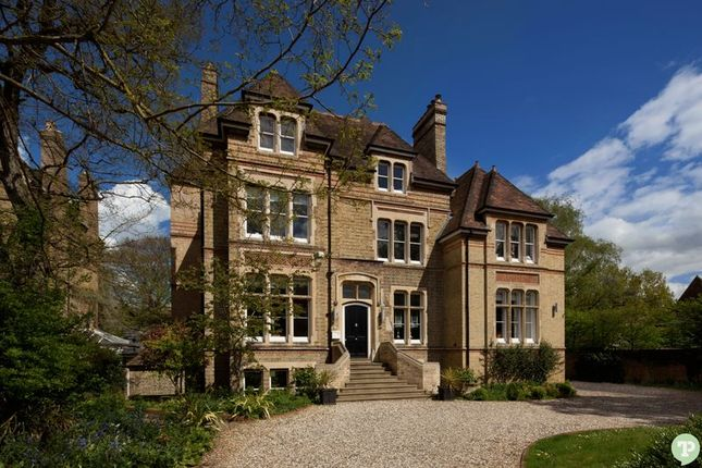 Thumbnail Detached house for sale in Bradmore Road, Oxford