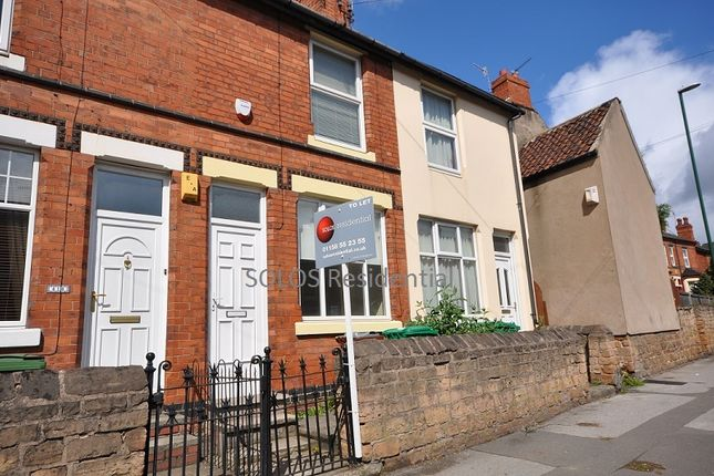 2 bed terraced house to rent in Nottingham Road, Basford, Nottingham