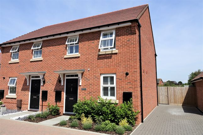 2 bed semi-detached house for sale in Grender Way, Aldingbourne, Chichester PO20