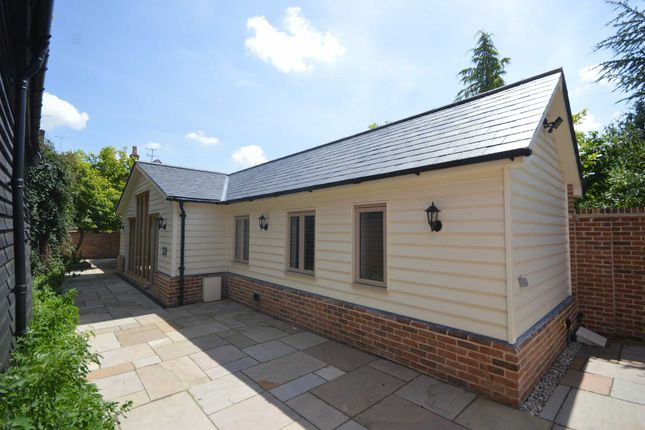 Thumbnail Detached bungalow for sale in Baldock Road, Buntingford