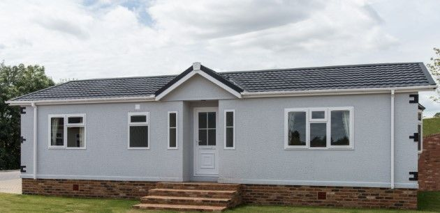 Thumbnail Mobile/park home for sale in Highland Retreat Park Home, Oldhall, Watten