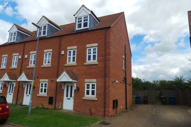 Thumbnail Town house for sale in The Granary, Scotter, Gainsborough