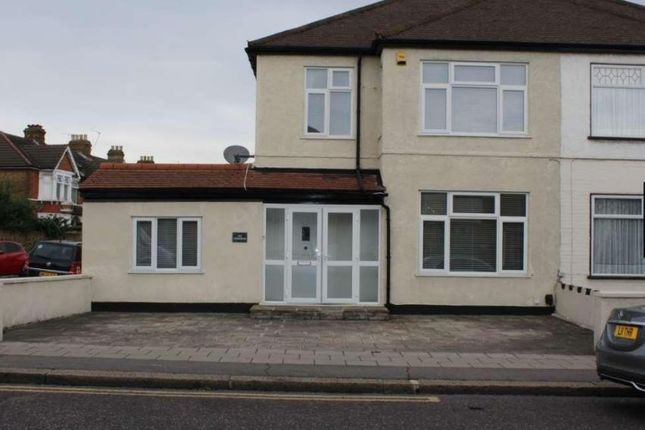 Thumbnail Semi-detached house for sale in Green Lane, Ilford