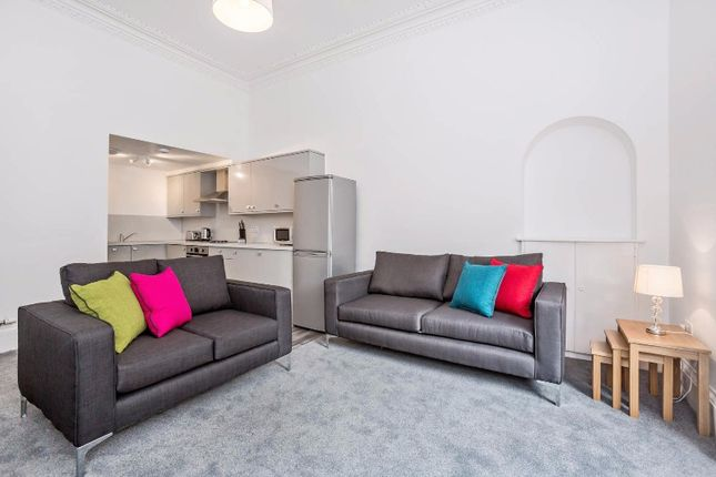 Thumbnail Flat to rent in Brougham Place, Tollcross, Edinburgh