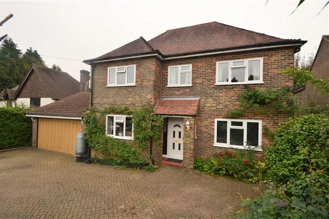 Thumbnail Detached house for sale in 34 Beacon Close, Crowborough