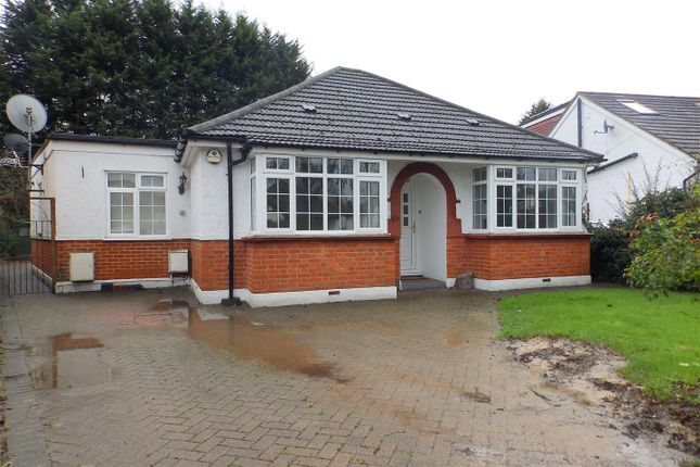 Thumbnail Detached bungalow to rent in The Chase, Ickenham, Uxbridge