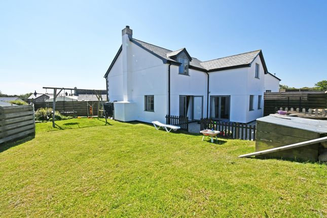 Thumbnail Detached house for sale in Busveal, Redruth