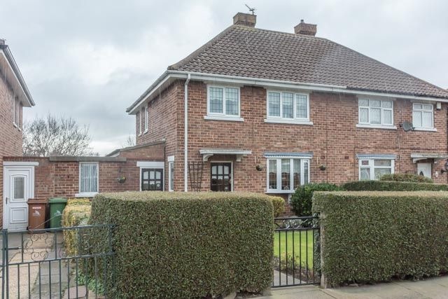 Thumbnail Semi-detached house for sale in Sandringham Road, Cleethorpes
