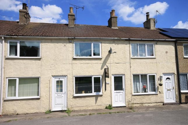 Thumbnail Terraced house to rent in New Row, Yafforth, Northallerton