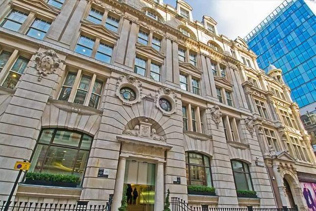 Thumbnail Office to let in New Broad Street, London