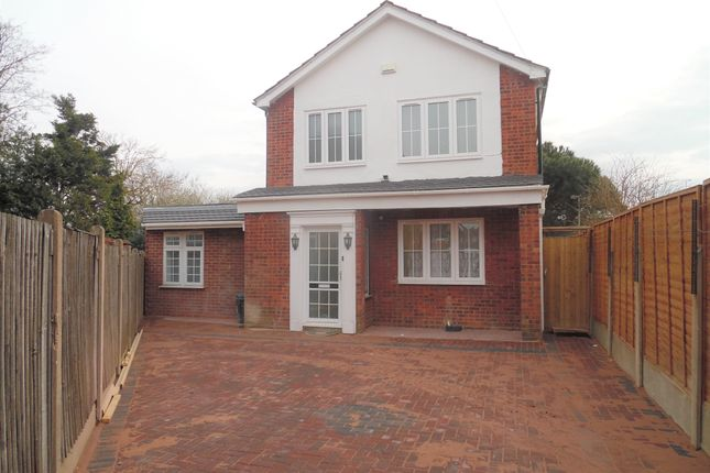 Thumbnail Detached house to rent in Leven Way, Hayes