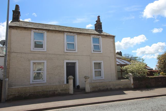 Thumbnail Detached house for sale in West Street, Aspatria, Wigton