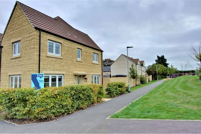 Thumbnail Terraced house for sale in Seagry Road, Sutton Benger, Chippenham