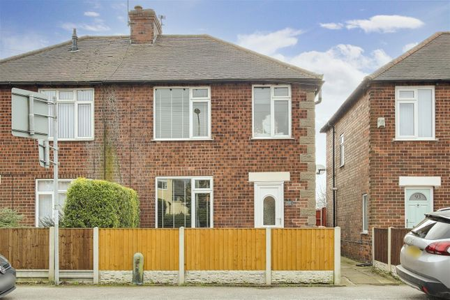 3 bed semi-detached house for sale in Cross Street, Arnold, Nottinghamshire NG5