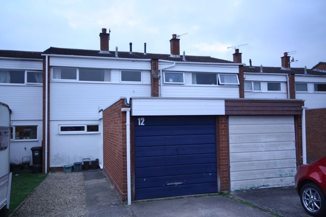 Thumbnail Terraced house to rent in The Chaffins, Clevedon