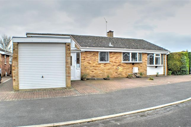 Thumbnail Bungalow for sale in Deepdale Drive, Leasingham, Sleaford