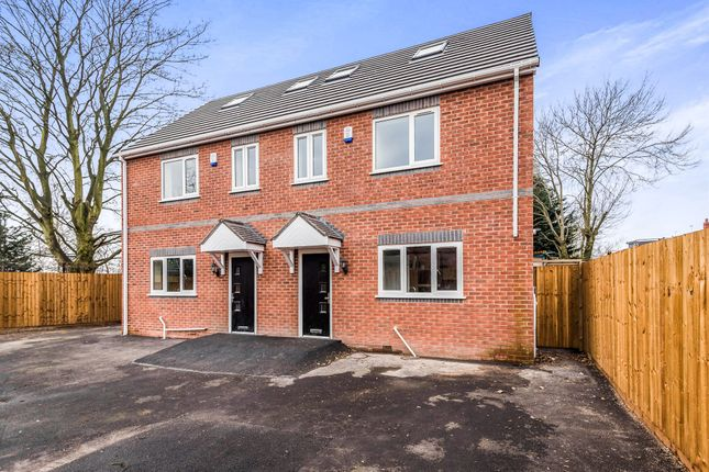 Thumbnail Semi-detached house for sale in Florence Road, West Bromwich