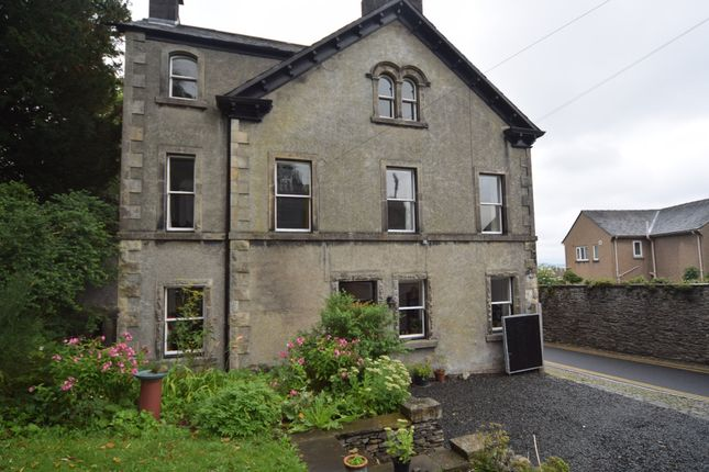 Thumbnail End terrace house for sale in Daltongate, Ulverston