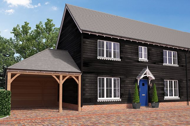 Thumbnail Semi-detached house for sale in Channels Drive, Chelmsford, Essex