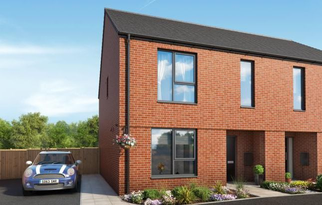 Thumbnail Semi-detached house for sale in Earl Marshal Rd, Sheffield