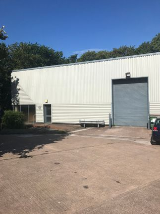 Thumbnail Industrial to let in Southview Estate, Willand