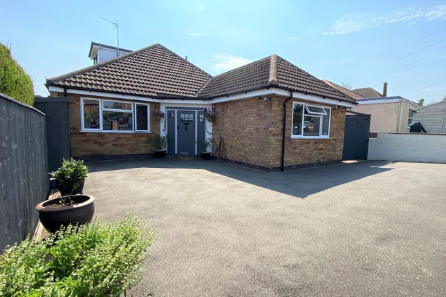 Thumbnail Detached bungalow for sale in Palmerston Road, Melton Mowbray