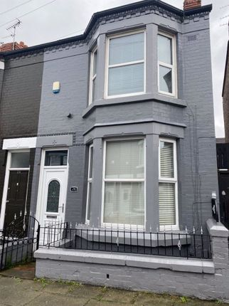 Thumbnail Terraced house to rent in Denebank Road, Anfield, Liverpool