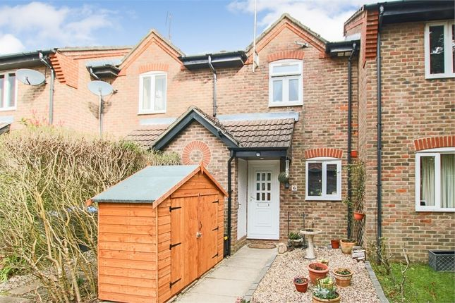 Thumbnail Terraced house for sale in Redgarth Court, Furze Lane, East Grinstead, West Sussex