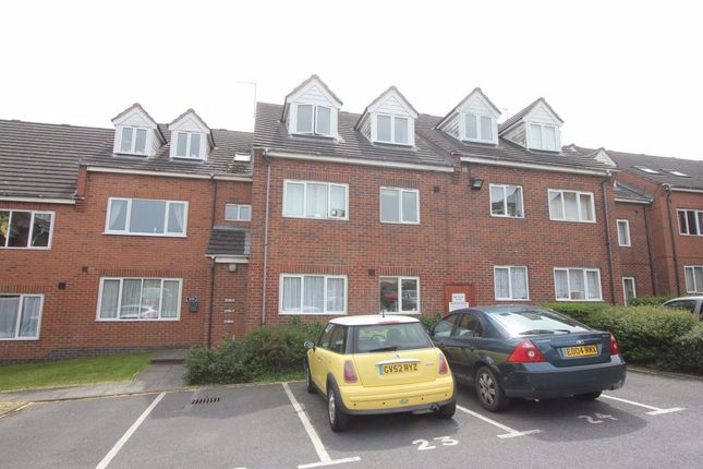 Thumbnail Flat to rent in Rossendale Road, Earl Shilton, Leicester