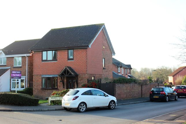 Thumbnail Detached house for sale in Ellicks Close, Bradley Stoke