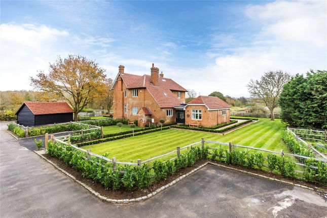 Thumbnail Semi-detached house for sale in Clay Lane, Jacobs Well, Surrey