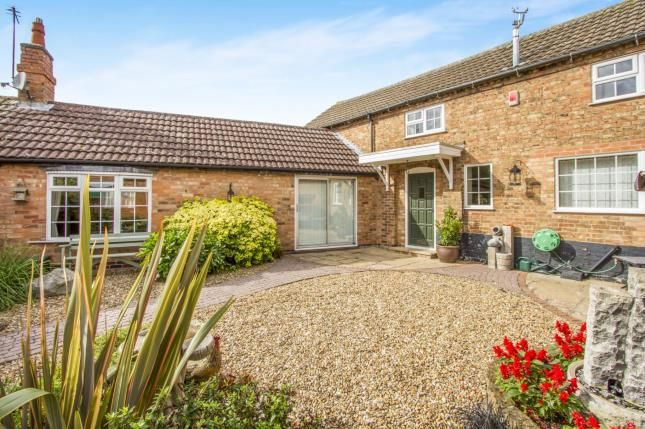 Thumbnail Barn conversion for sale in Main Street, Bushby, Leicester, Leicestershire