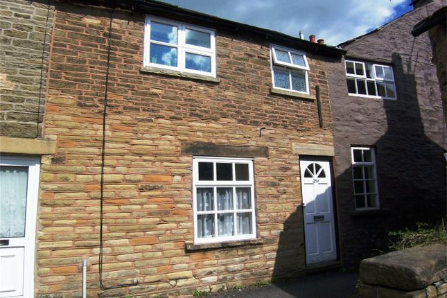 Thumbnail Cottage to rent in Palmerston Street, Bollington, Macclesfield, Cheshire