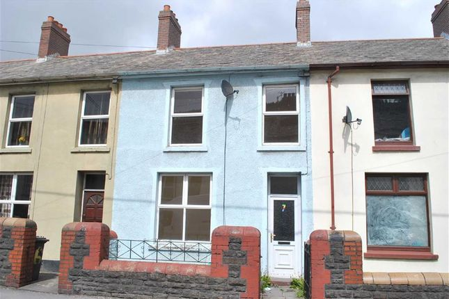 Thumbnail Terraced house to rent in Park View Terrace, Aberdare, Rhondda Cynon Taff