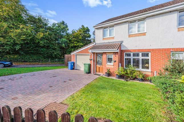 3 bed semi-detached house for sale in The Lairs, Blackwood, Lanark, South Lanarkshire ML11