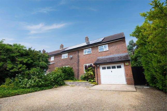 5 bed semi-detached house for sale in Village Road, Cockayne Hatley, Sandy, Bedfordshire SG19