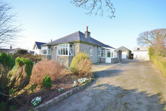 Thumbnail Detached bungalow for sale in Eaglesfield, Cockermouth
