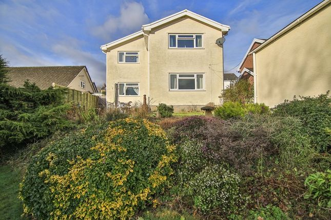 Thumbnail Detached house for sale in Firs Road, Mardy, Abergavenny