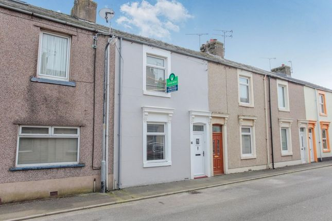 Thumbnail Terraced house to rent in Margaret Street, Flimby, Maryport