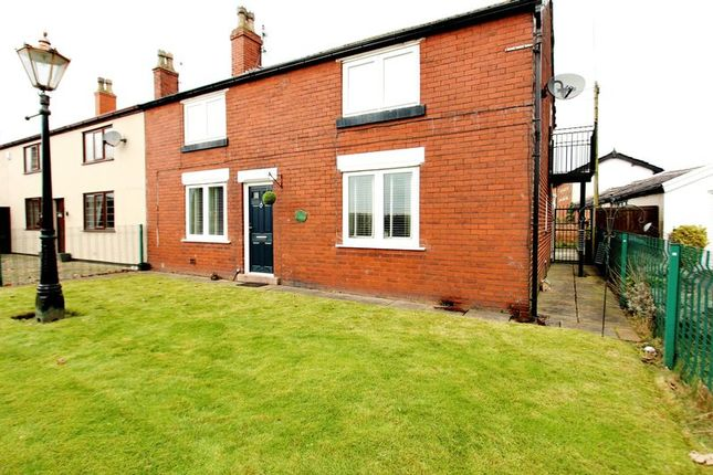 Thumbnail Semi-detached house to rent in Simister Lane, Prestwich, Manchester