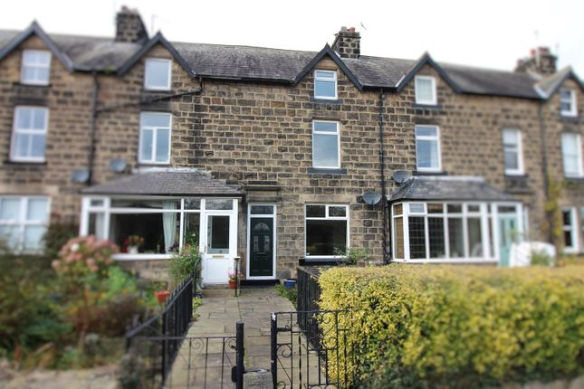 Thumbnail Terraced house for sale in Bridge Avenue, Otley
