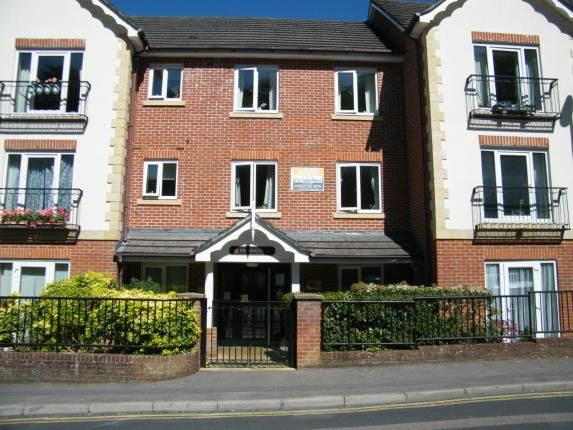 Front of Pegasus Court, Stafford Road, Caterham, Surrey CR3