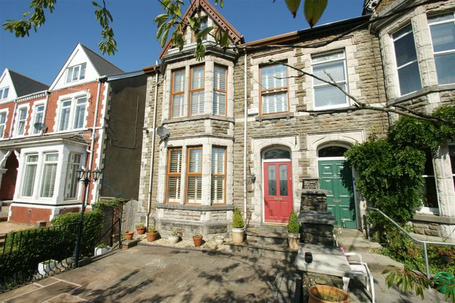 Thumbnail Semi-detached house for sale in Pentyla Baglan Road, Baglan, Port Talbot