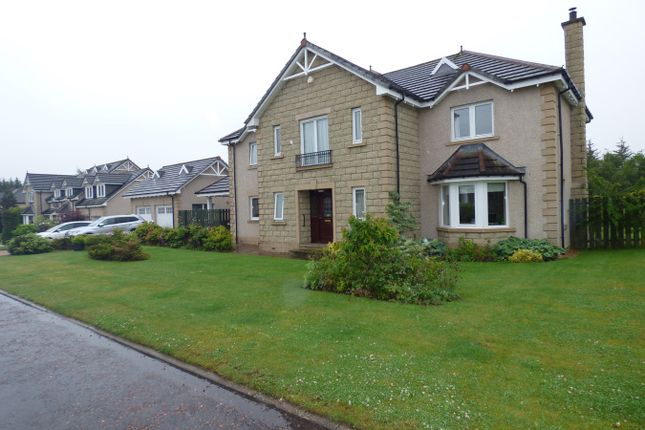 Thumbnail Detached house for sale in Osprey Avenue, Fowlis, Dundee