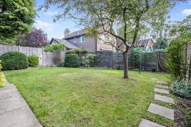 Garden of Copping Close, Croydon CR0