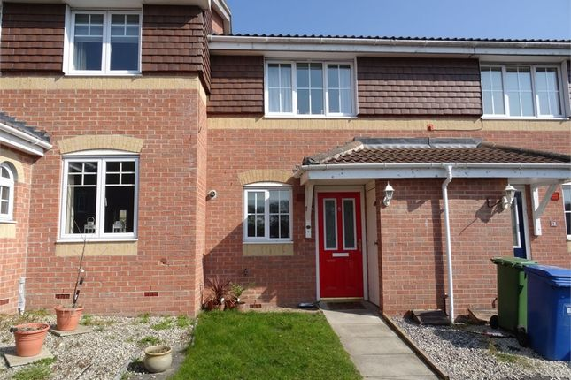 Thumbnail Terraced house to rent in Hollerith Rise, Sovereign Fields, Bracknell, Berkshire