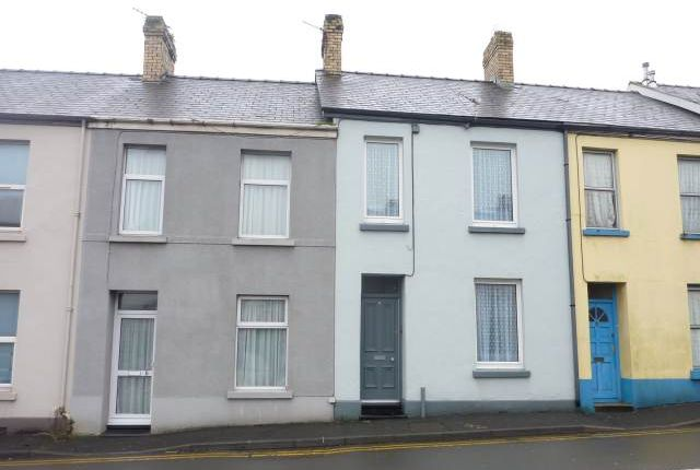 Thumbnail Terraced house to rent in Fountain Hall Terrace, Carmarthen