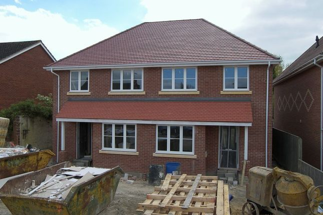 Thumbnail Semi-detached house for sale in Marcham Road, Drayton, Abingdon